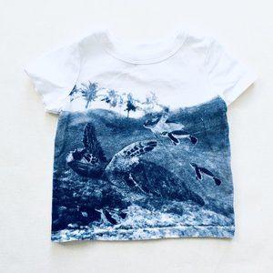 Flying Sea Turtles T-Shirt